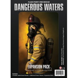 Flash Point: Fire Rescue - Dangerous Waters Expansion