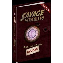 Savage Worlds: Gentlemen's Edition Revised (HC)