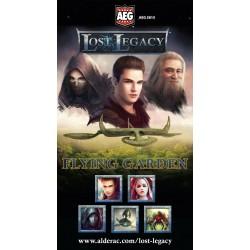 Lost Legacy Nr 2: Flying Garden