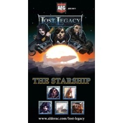 Lost Legacy Nr 1 - The Starship