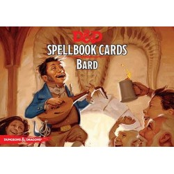Dungeons & Dragons Bard Spell Deck
