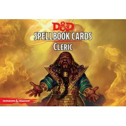 Dungeons & Dragons Cleric Spell Deck