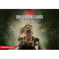 Dungeons & Dragons Druid Spell Deck