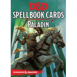 Dungeons & Dragons Paladin Spell Deck