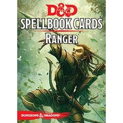 Dungeons & Dragons Ranger Spell Deck