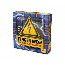 Finger weg - Achtung Hochspannung