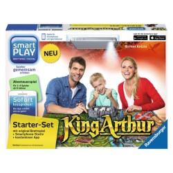 Smart Play Starterset King Arthur inkl. Smartphone-Stativ