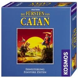 Die Fürsten von Catan - Erweiterung Finstere Zeiten