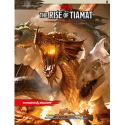 Dungeons & Dragons The Rise of Tiamat (Hardcover)