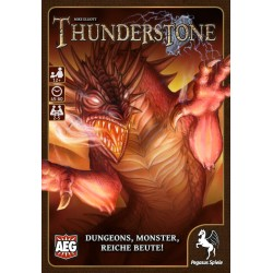 Thunderstone - Dungeons, Monster, reiche Beute