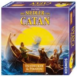 Die Siedler von Catan - Entdecker und Piraten 3-4 Spieler