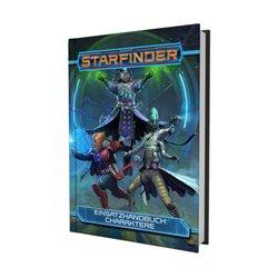 Starfinder Einsatzhandbuch: Charaktere