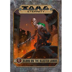 Torg Eternity - Blood on the Blasted Lands Adventure