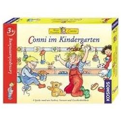 Conni im Kindergarten - Lernspielsammlung