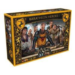 A Song of Ice & Fire - Baratheon Heroes 1 • Erweiterung DE