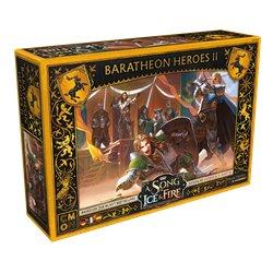 A Song of Ice & Fire - Baratheon Heroes 2 • Erweiterung DE