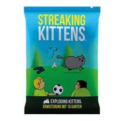Exploding Kittens - Streaking Kittens • (12er-Display)