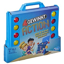 4 gewinnt Action • DE