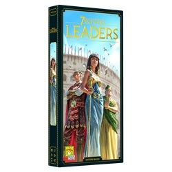 7 Wonders - Leaders (neues Design) • Erweiterung DE