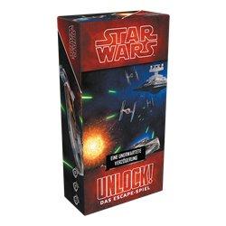 Unlock! Star Wars - Eine unerwartete Verzögerung • (Einzelszenario) DE