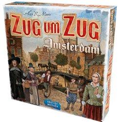 Zug um Zug - Amsterdam • DE