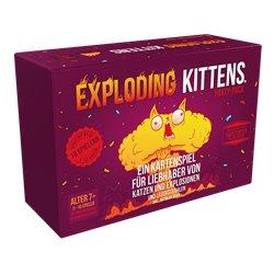 Exploding Kittens Party Pack • DE