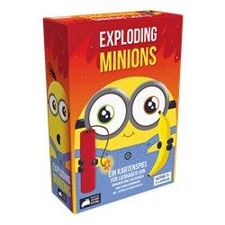 Exploding Minions • DE