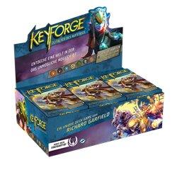 Keyforge: Zeitalter des Aufstiegs - Deck • (12er-Display) DE