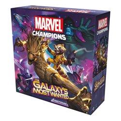 Marvel Champions: Das Kartenspiel - Galaxy's Most Wanted • Erweiterung DE
