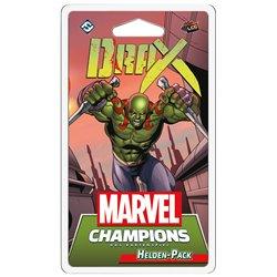 Marvel Champions: Das Kartenspiel - Drax • Erweiterung DE