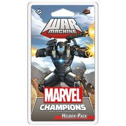 Marvel Champions: Das Kartenspiel - War Machine • Erweiterung DE