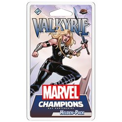 Marvel Champions: The Card Game - Valkyrie •