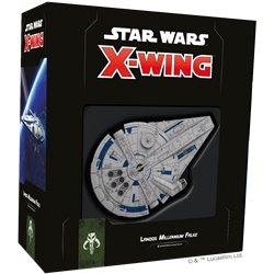 Star Wars: X-Wing 2.Ed. - Landos Millennium Falke • Erweiterungspack DE