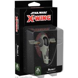 Star Wars: X-Wing 2.Ed. - Sklave 1 • Erweiterungspack DE