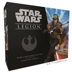 Star Wars: Legion - Rebellen-Kundschafter • Erweiterung DE/IT