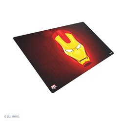 Marvel Champions Game Mat - Iron Man •