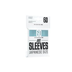 Just Sleeves - Japanese Size Clear • (Einzelpack)