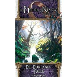 Herr der Ringe: LCG - Die Dunland-Falle • Abenteuer-Pack (Ringmacher-1) DEUTSCH