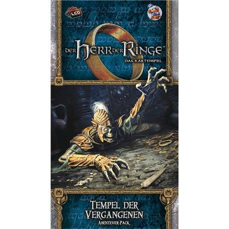 Herr der Ringe: LCG - Tempel der Vergangenen • Abenteuer-Pack (Traumjäger-3) DEUTSCH
