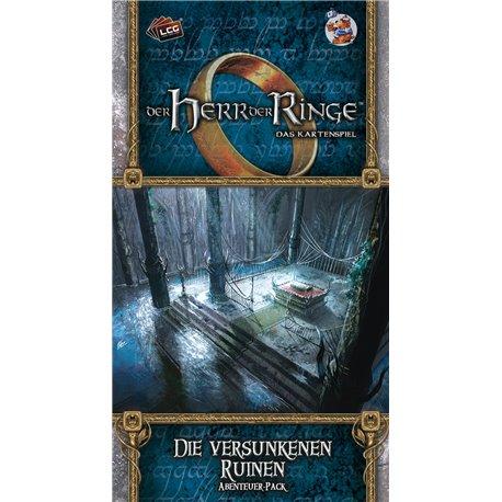 Herr der Ringe: LCG - Die versunkenen Ruinen • Abenteuer-Pack (Traumjäger-4) DEUTSCH