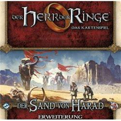 Herr der Ringe: LCG - Der Sand von Harad • Erweiterung DEUTSCH