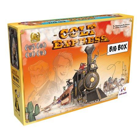 Colt Express - Big Box • DE