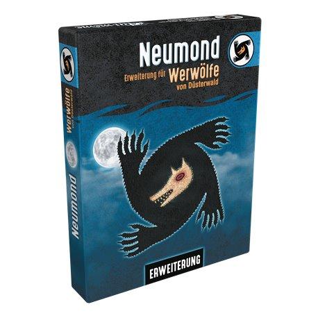 Werwölfe von Düsterwald - Neumond (neues Design) • Erweiterung DE