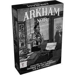 Arkham Noir - Fall 1: Die Hexenkult-Morde • (6er-Display) DE
