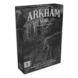 Arkham Noir - Fall 2: Vom Donner gerufen • (6er-Display) DE