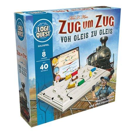 Logiquest - Zug um Zug • DE