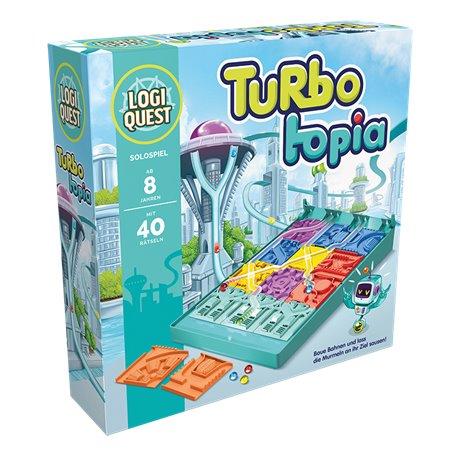 Logiquest - Turbotopia • DE