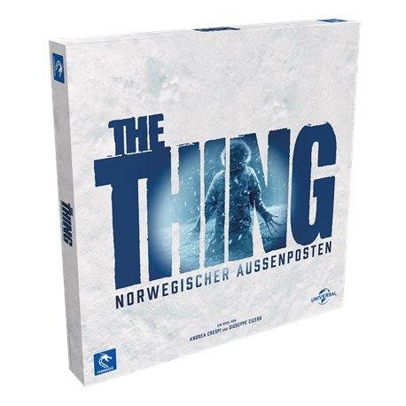 The Thing - Norwegischer Außenposten • Erweiterung DE