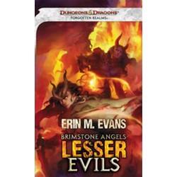 D&D Forgotten Realms: Brimstone Angels - Lesser Evils