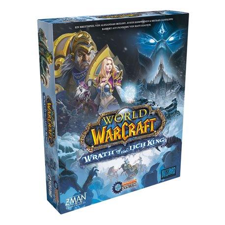 World of Warcraft®: Wrath of the Lich King - Ein Brettspiel mit dem Pandemic-System • DE